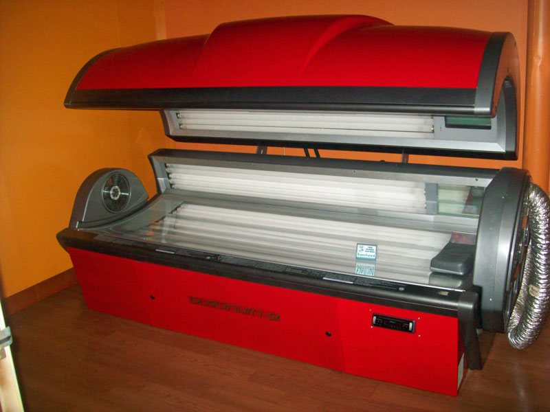 buy this used starpower 548 platinum 52 tanning bed today