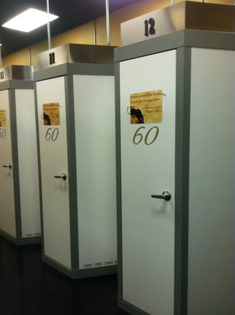 used Hollywood tans stand up booths for sale