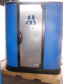 this mystic tan my myst spray tan booth is for sale!